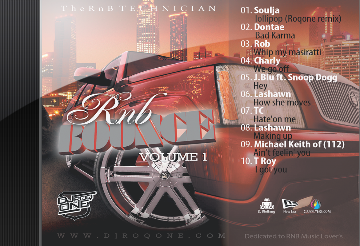 Rnb Bounce vol.1