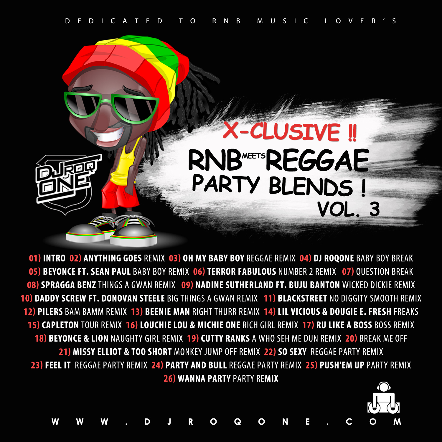 Rnb meets Reggae vol.3